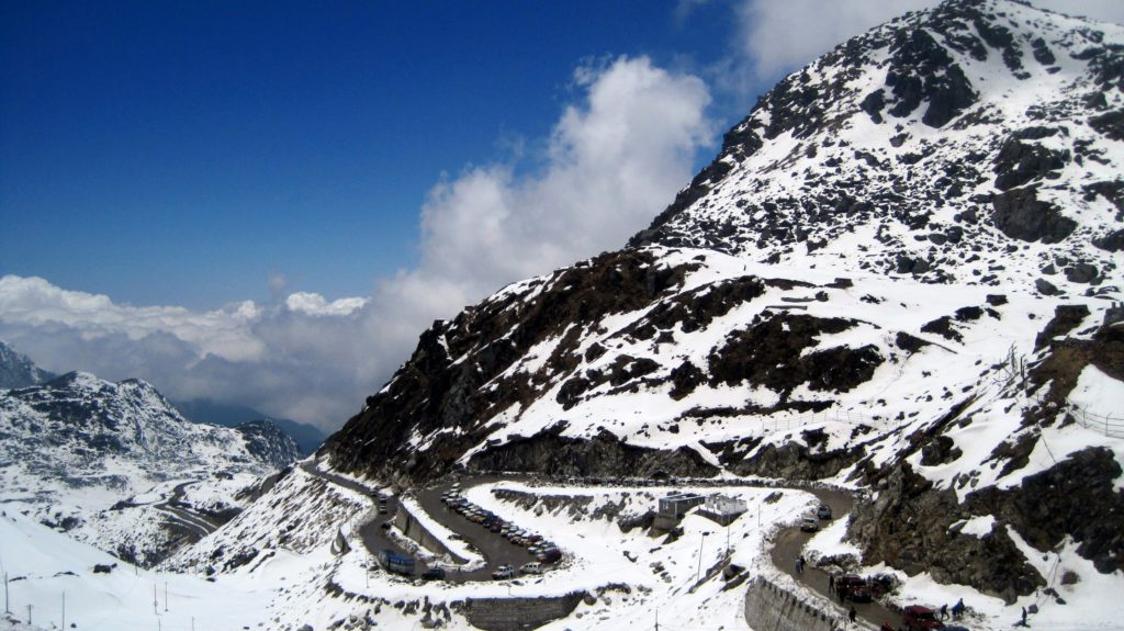 Nathula Pass: The icy wonderland situated at the India-Nepal border is one of the most picturesque places in the Indian Peninsula.