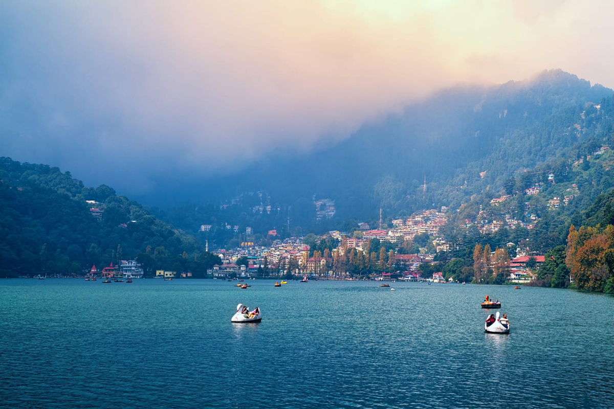 The gem of Uttarakhand – Nainital