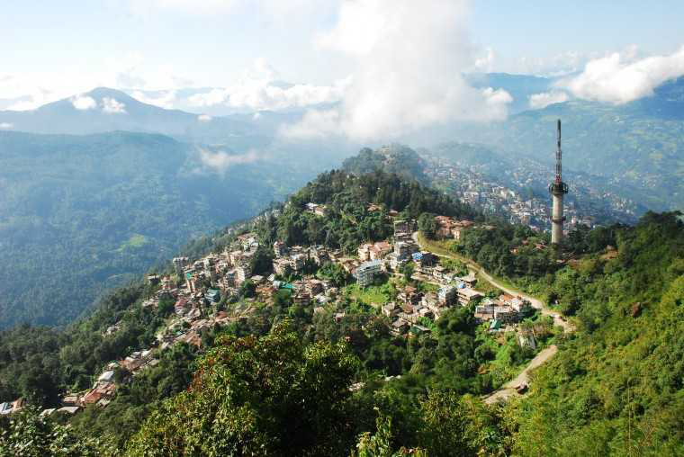 Gangtok – Where you can Eat, Love & Pray