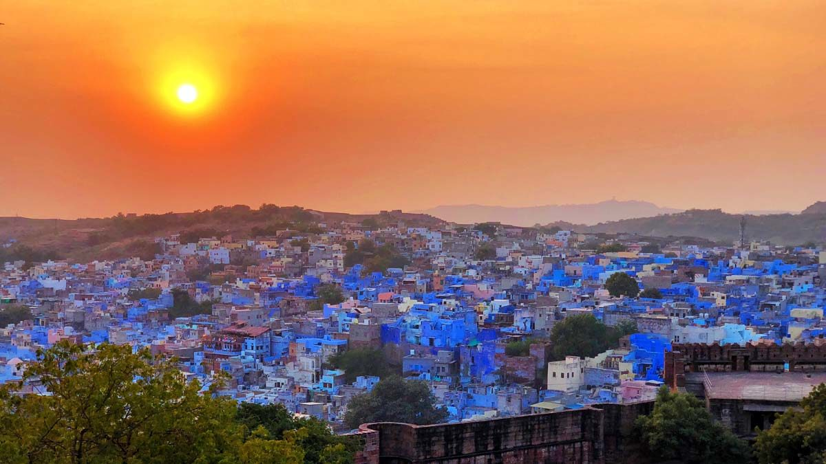 Travel to the Bustling Blue City – Jodhpur