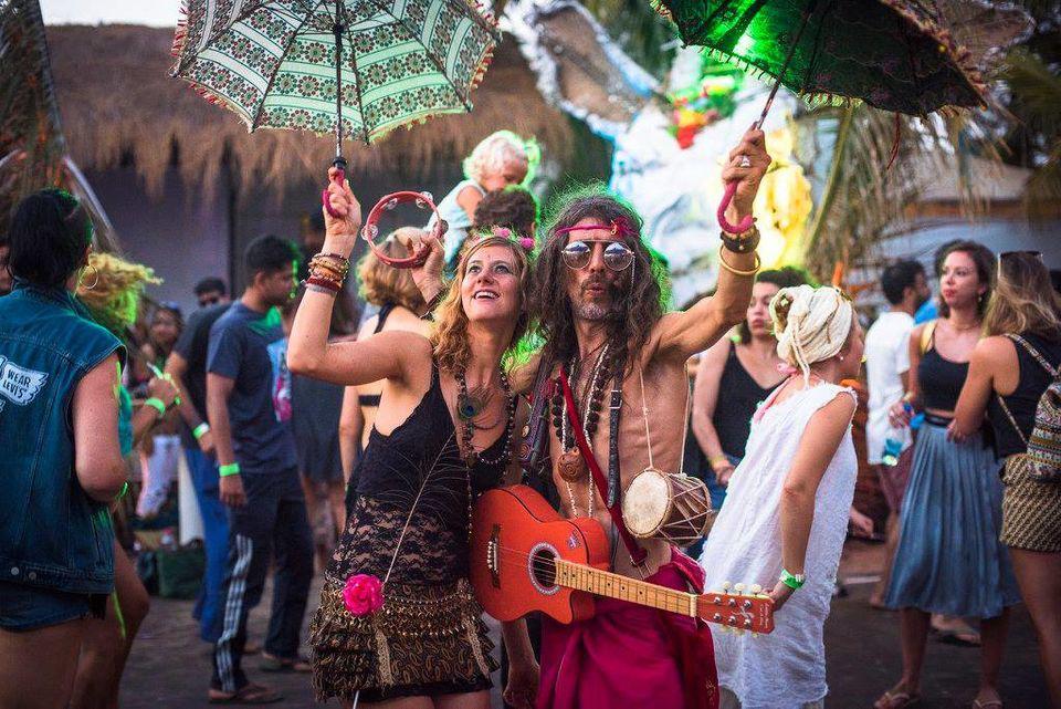 Hippie Culture in Goa