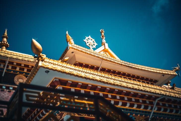 Gompa Buddhist Temple