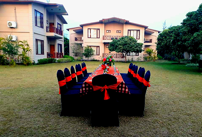 4 star Hotel in Jim Corbett