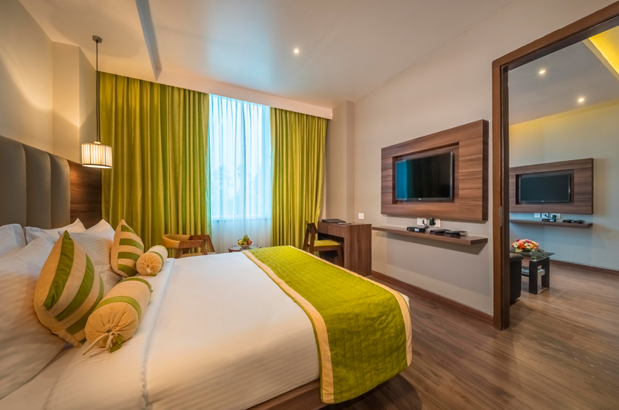 Business hotel in Bongaigaon