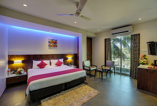 Best Hotel in Calangute Beach Goa