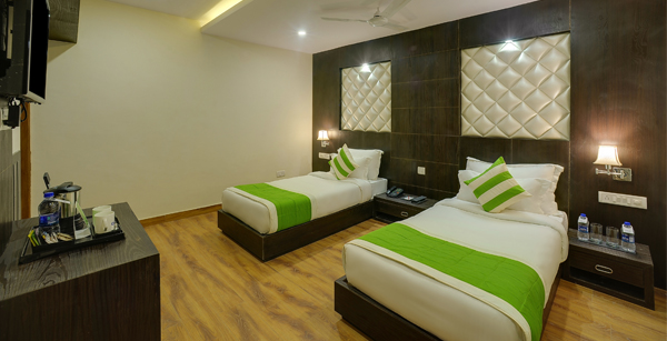 Business Hotel in Lucknow