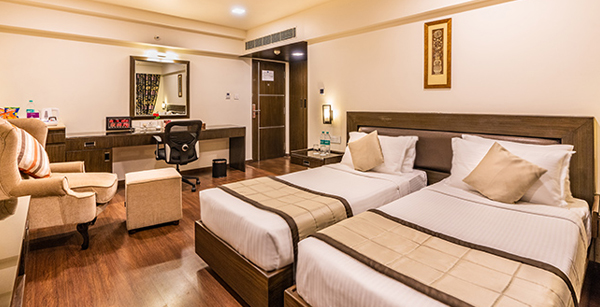 Hotels Near Vizag Steel Plant